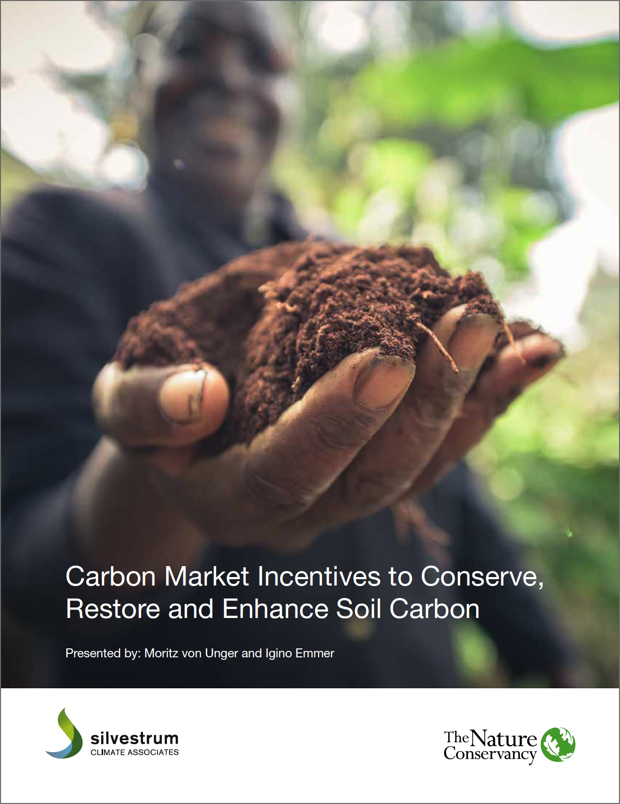 Cover of Carbon Market Incentives Report